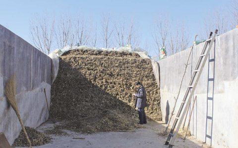 青贮池-羊场配套设施与设备